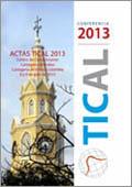Actas TICAL2013