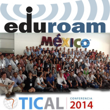 CUDI enables eduroam service in Mexico
