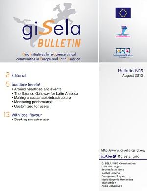 Boletín GISELA