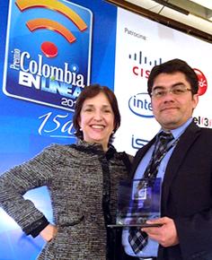 RENATA, tres veces ganadora de Premio Colombia en Línea a Mejor Sitio Web de Investigación de Colombia