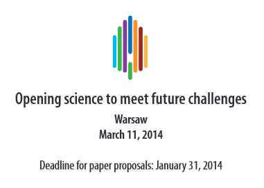 "Conference ""Opening science to meet future challenges"""
