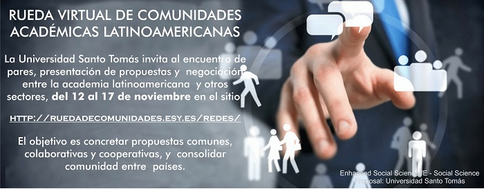 Rueda Virtual de Comunidades Académicas Latinoamericanas